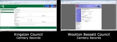 Kingston and Wootton Bassett Websites