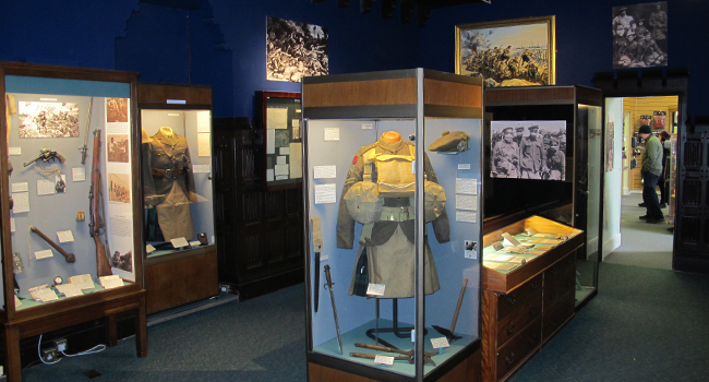 Argyll_&_Sutherland_Highland_Regimental_Museum_exhibit