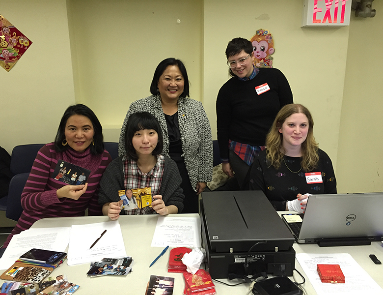 community_digitisation_event_forest_hills_library_queens_feb2016