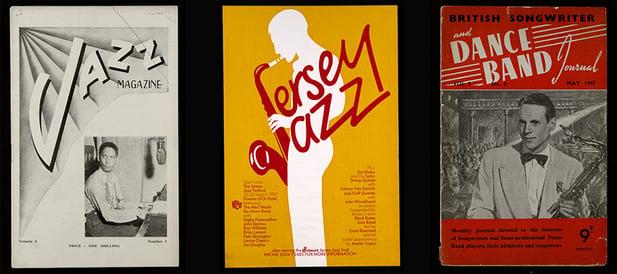 Jazz Archive digitised journals