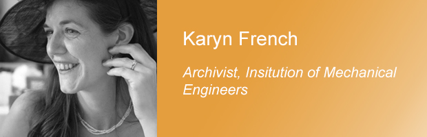 Karyn-French-Archivist-Institution-Mechanical-Engineers
