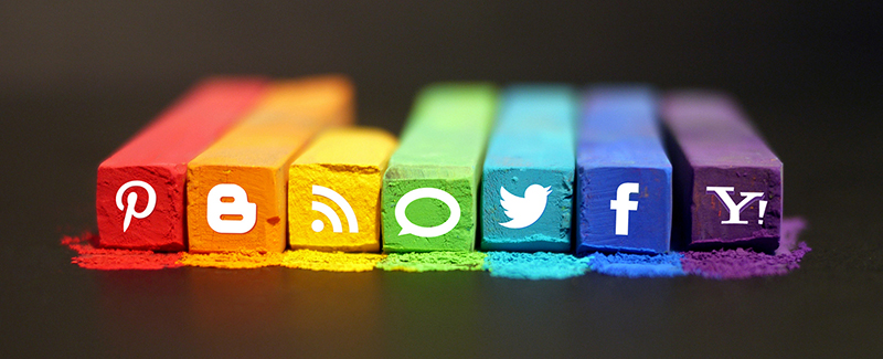 Marketing for digital archives - social media channels