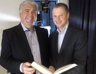 Simon Chandler-Barratt & Dr Michael Pritchard