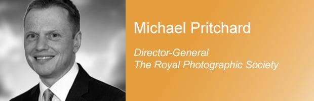 Michael Pritchard - Director-General at The Royal Photographic Society