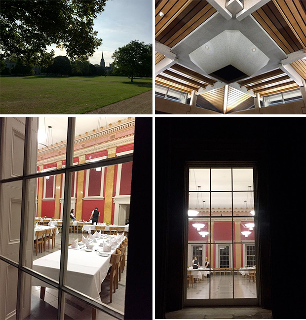 Downing College SCR and Dining Hall