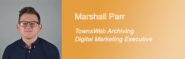 Marshall Parr Author Banner