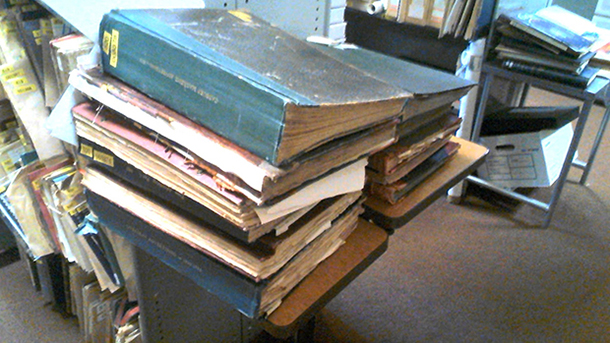 Guard Books to be digitised