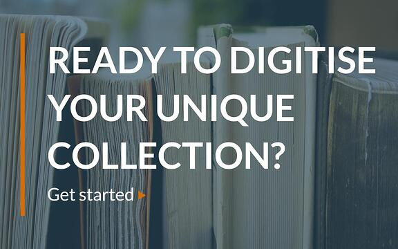 Ready to digitise your unique collection? Get Started.
