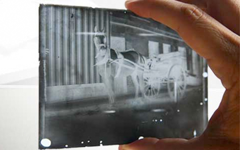 How to Digitise    Glass Plate Negatives